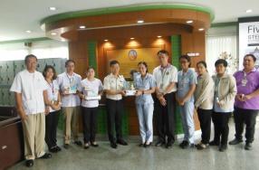 ทัณฑ์สถานโรงพยาบาลราชทัณฑ์ ร่วมกับทีมเฝ้าระวังสอบสวนเคลื่อนท ...